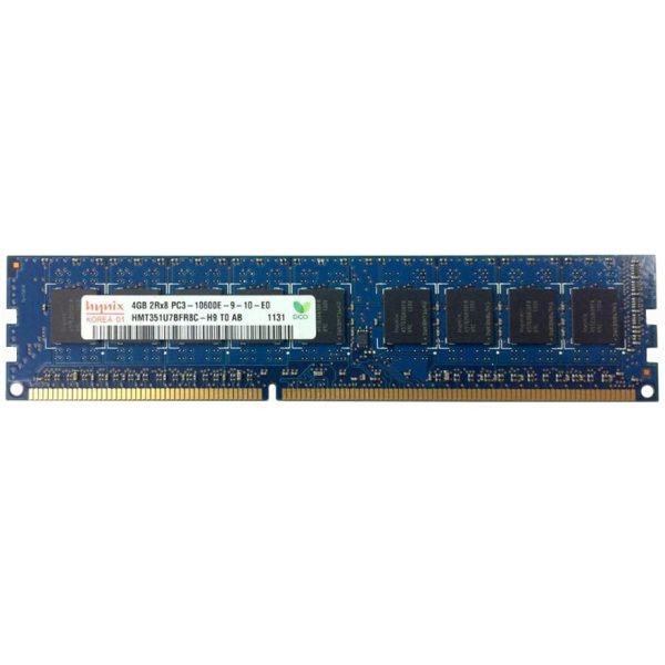 رم سرور DDR3 تک کاناله 1333 مگاهرتز CL9 هاینیکس مدل HMT351U7BFR8C-H9 T0 AB ظرفیت 4 گیگابایت