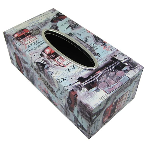 عکس جعبه دستمال کاغذی مدل D-80