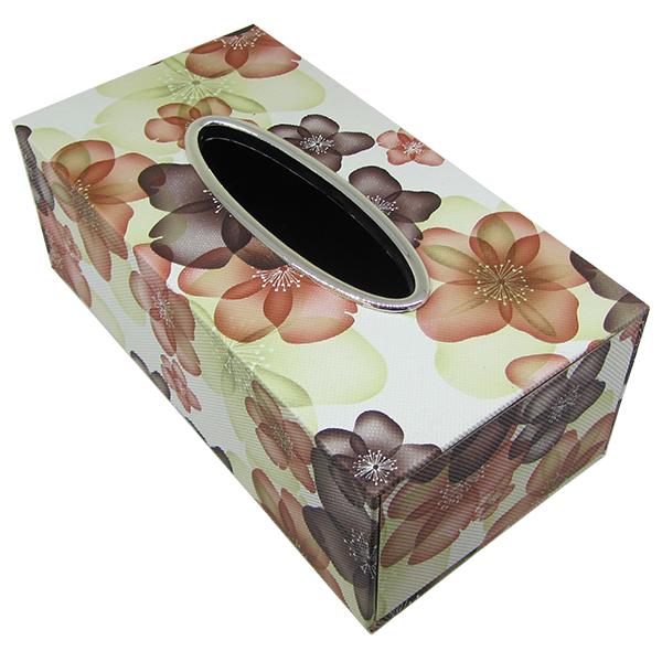 عکس جعبه دستمال کاغذی مدل K-001