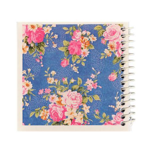 دفتر یادداشت ژوست طرح گل درشت مدل کژوال کد ۰۱