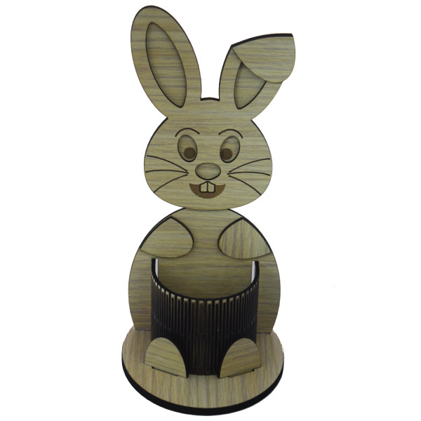 جامدادی رومیزی طرح خرگوش کد PH-100