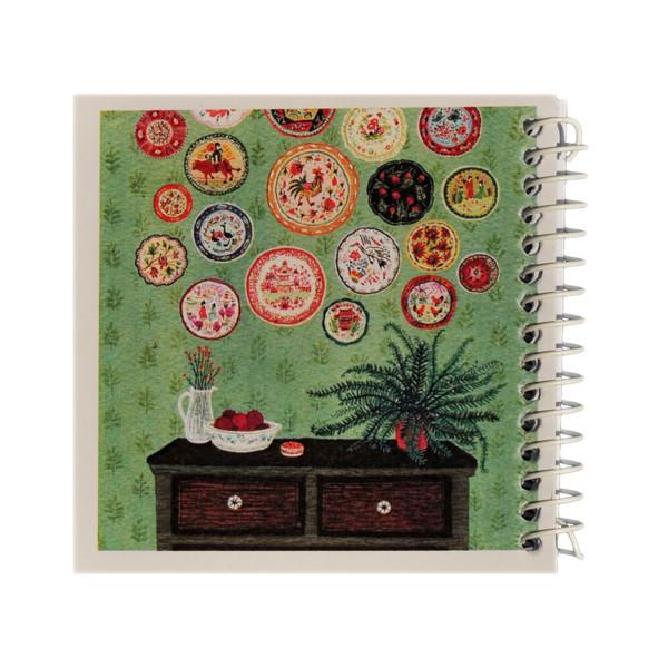 دفتر یادداشت ژوست طرح خانه مادربزرگ مدل کژوال کد ۰۱