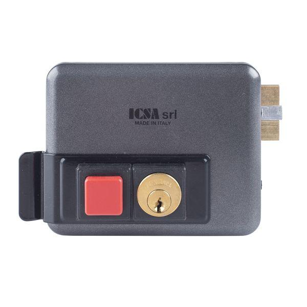 قفل برقی ایزا کد 8000