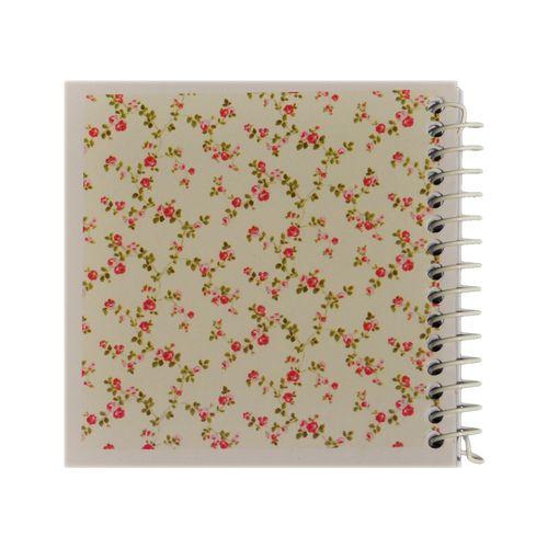دفتر یادداشت ژوست طرح گل ریز مدل کژوال کد ۰۱