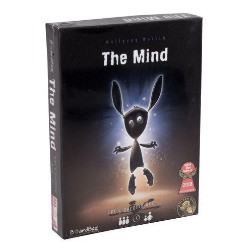 بازی فکری بردباز مدل the mind