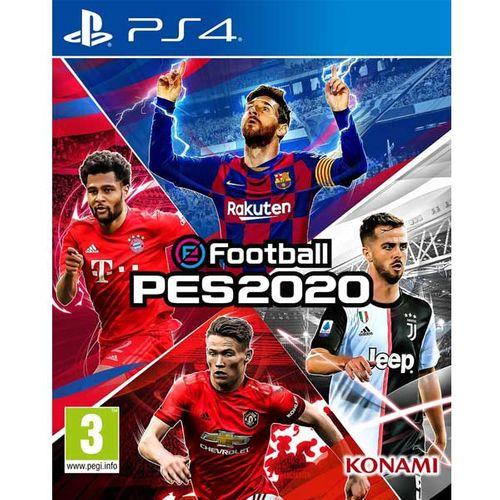 بازی PES 2020 Football مخصوص PS4