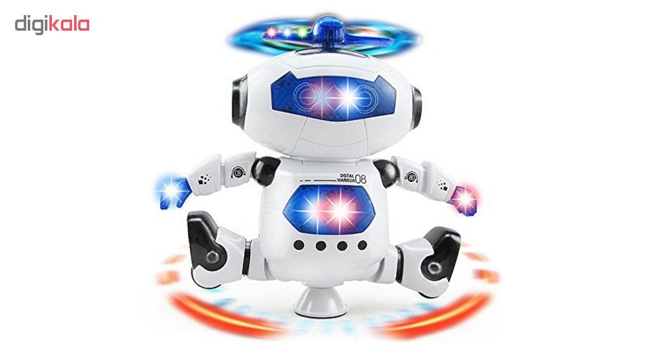 ربات طرح ورزشکار کد 2-99444