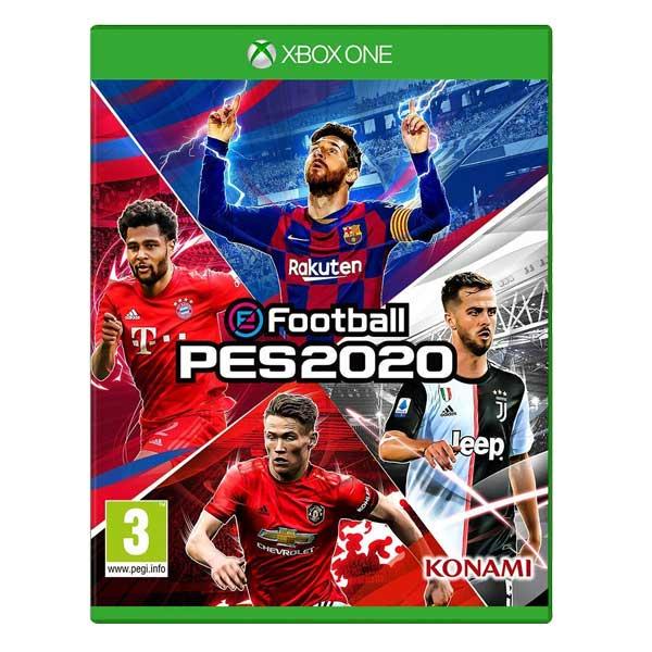 عکس بازی PES 2020 Football مخصوص XBOX ONE