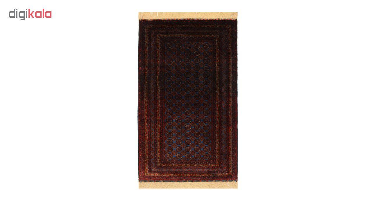 فرش دستبافت یک متری کد 1105745