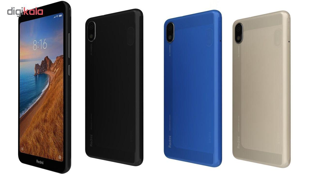 گوشی موبایل شیائومی مدل Redmi 7A M1903C3EG دو سیم کارت ظرفیت 16 گیگابایت main 1 9