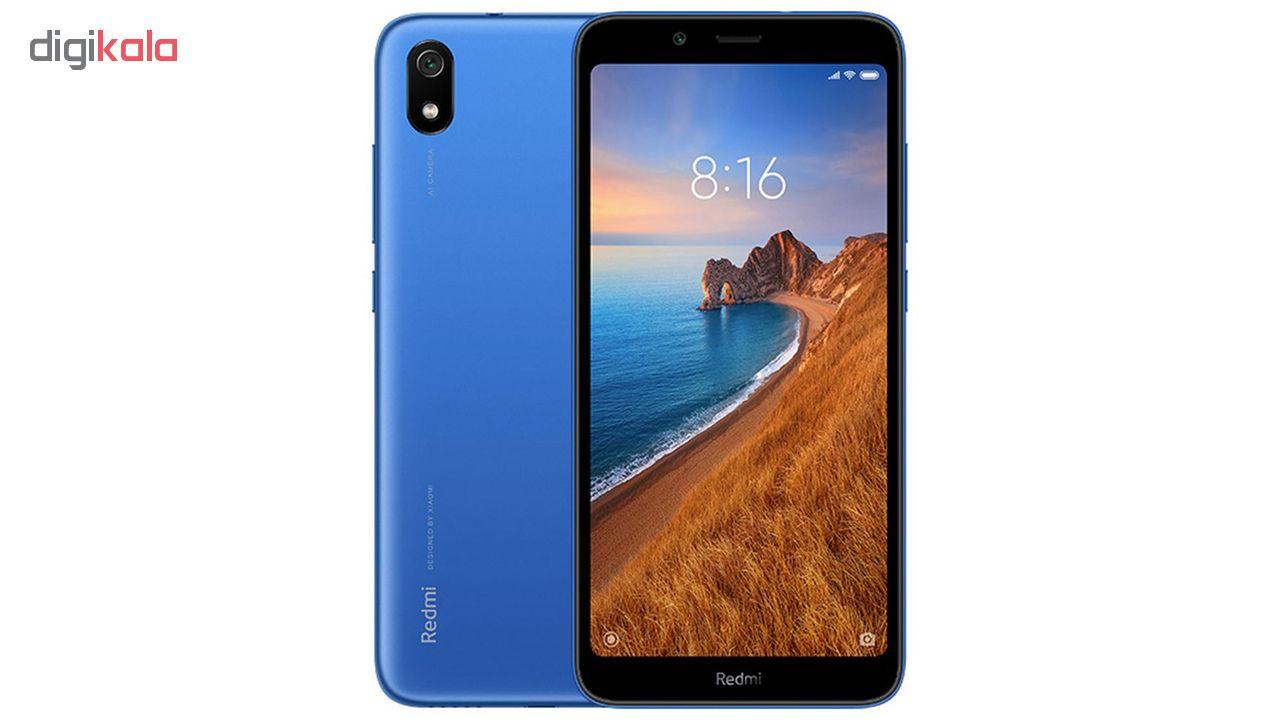 گوشی موبایل شیائومی مدل Redmi 7A M1903C3EG دو سیم کارت ظرفیت 16 گیگابایت main 1 6