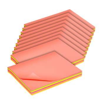 کاغذ یادداشت چسب دار سان رایز  کد STN-100-MC-100  بسته ده عددی