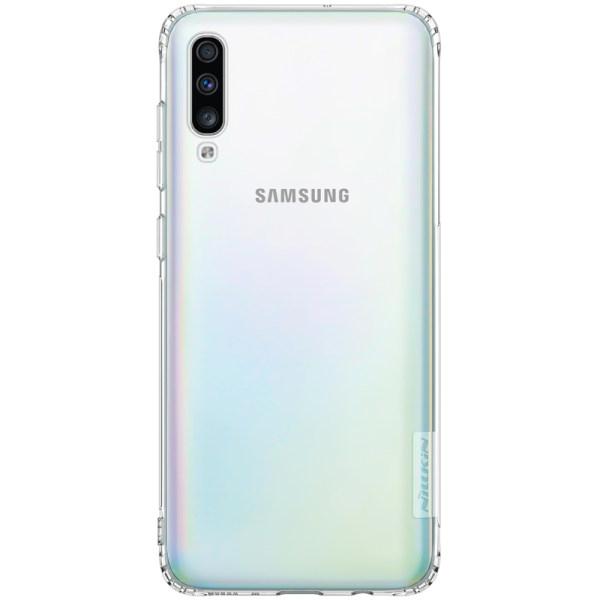 کاور نیلکین مدل Nature مناسب برای گوشی موبایل سامسونگ Galaxy A70