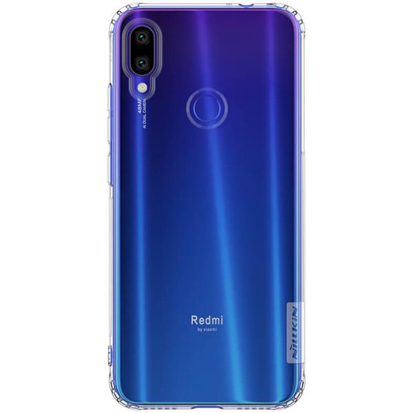 کاور نیلکین مدل Nature مناسب برای گوشی موبایل شیائومی Redmi Note 7