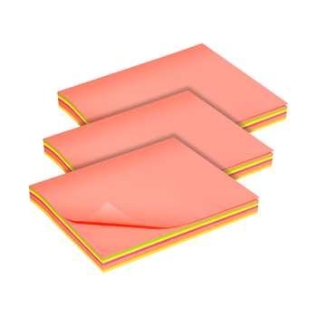 کاغذ یادداشت چسب دار سان رایز کد P.21.M.300 بسته سه عددی
