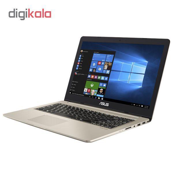 لپ تاپ 15 اینچی ایسوس مدل VivoBook Pro 15 N580GD - AP main 1 2