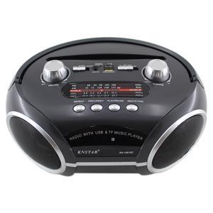 پخش کننده موسیقی کی ان استار مدل RX-1661BT