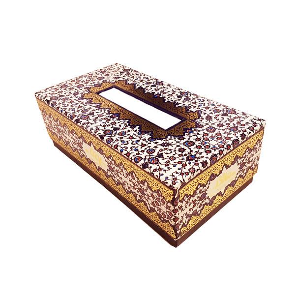 جعبه دستمال کاغذی بی تا مدل PP223