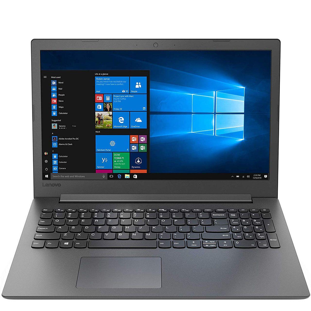 لپ تاپ ۱۵ اینچی لنوو مدل Ideapad 130 – PI