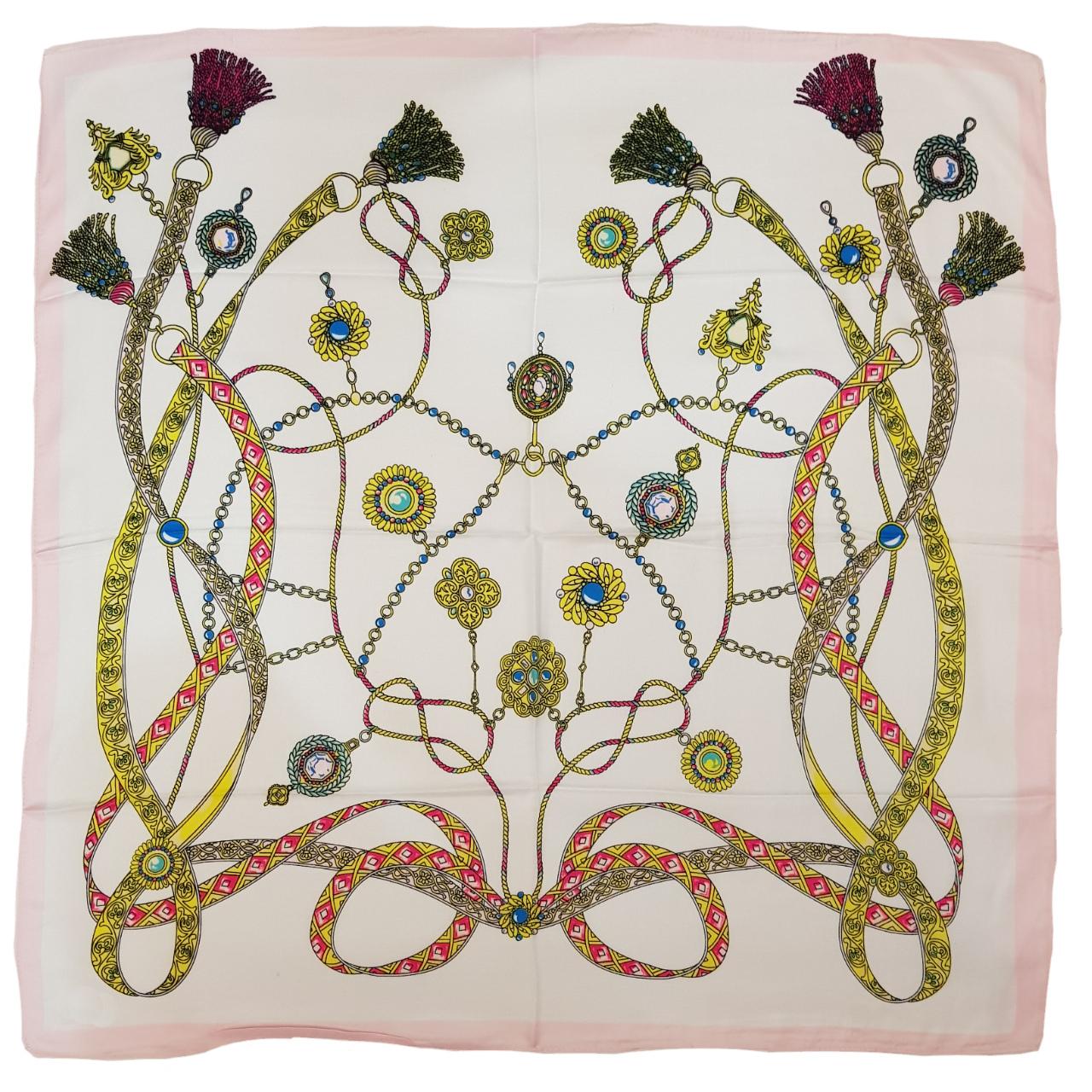 روسری دخترانه کد rm75443