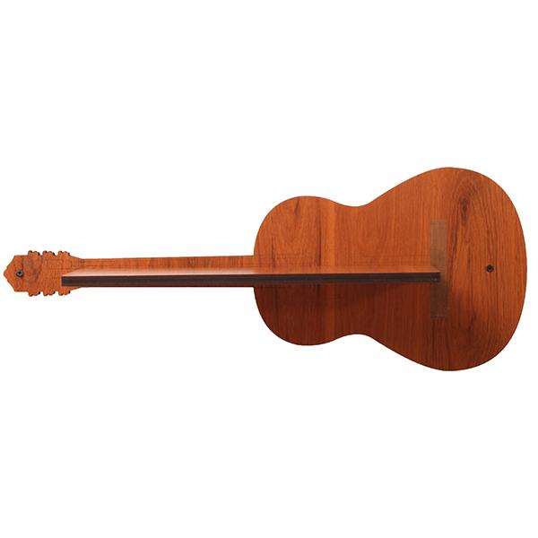 شلف دیواری طرح گیتار
