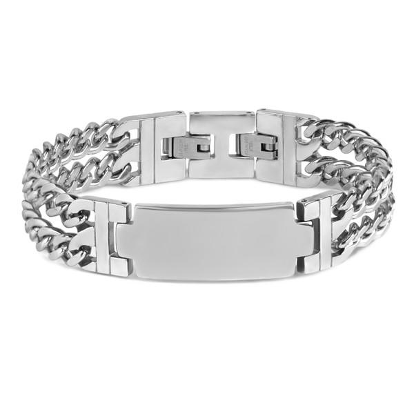 دستبند مردانه اقلیمه کد DS427