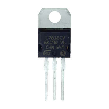 رگولاتور ولتاژ مدل 7818 بسته سه عددی