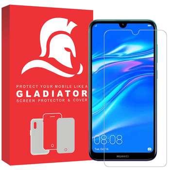 محافظ صفحه نمایش گلادیاتور مدل GLH1000 مناسب برای گوشی موبایل هوآوی Y7 Prime 2019