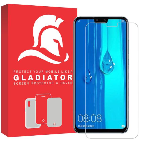 محافظ صفحه نمایش گلادیاتور مدل GLH1000 مناسب برای گوشی موبایل هوآوی Y9 2019
