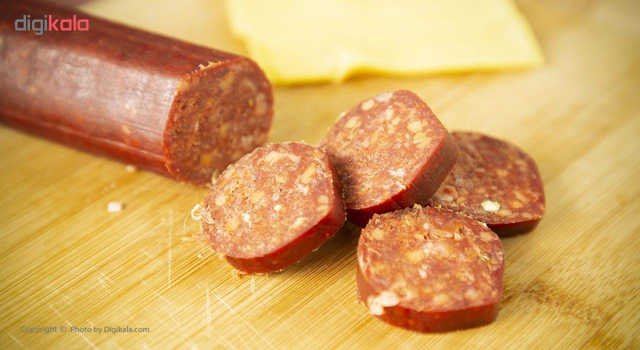 سوسیس تخمیری 97 درصد پپرونی کاپو کاله وزن 200 گرم main 1 2