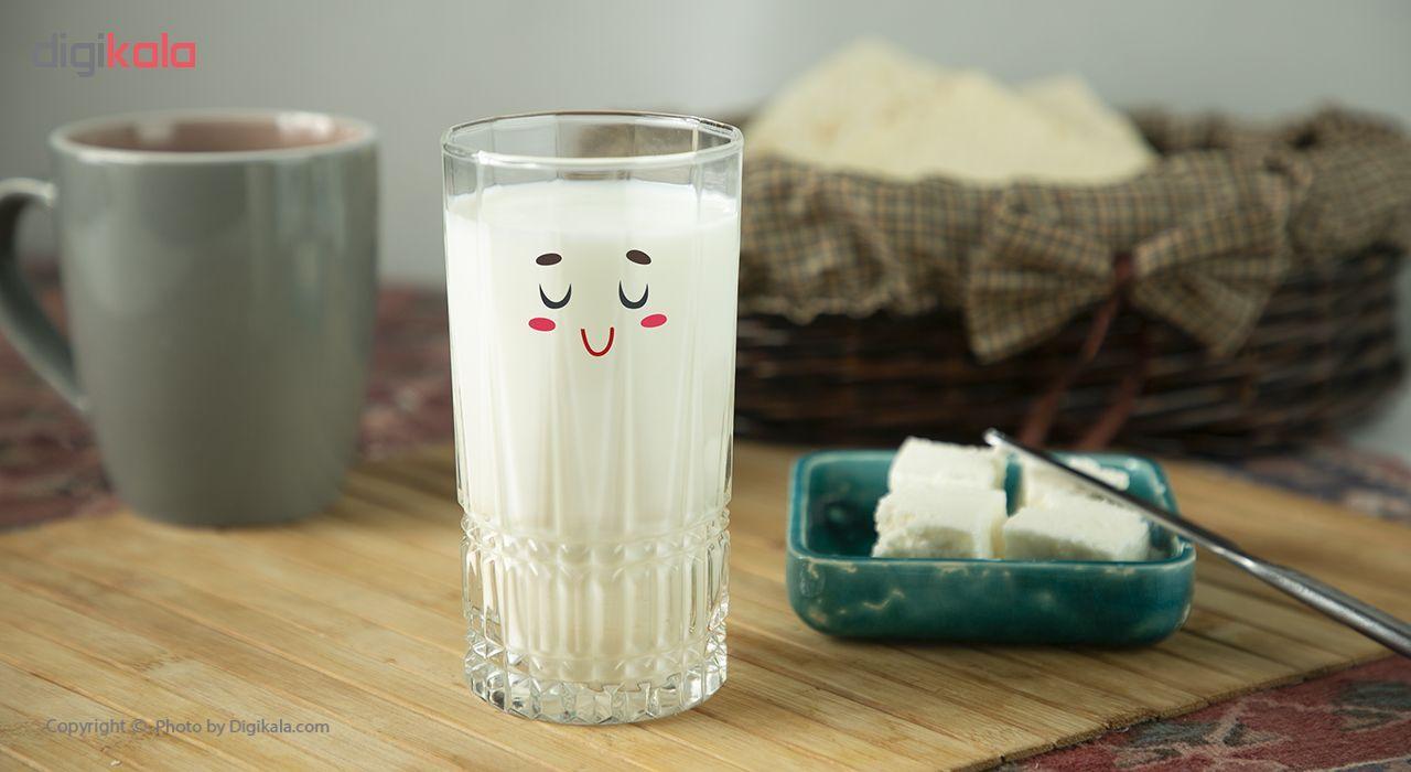 شیر کم چرب رامک حجم 1 لیتر main 1 2