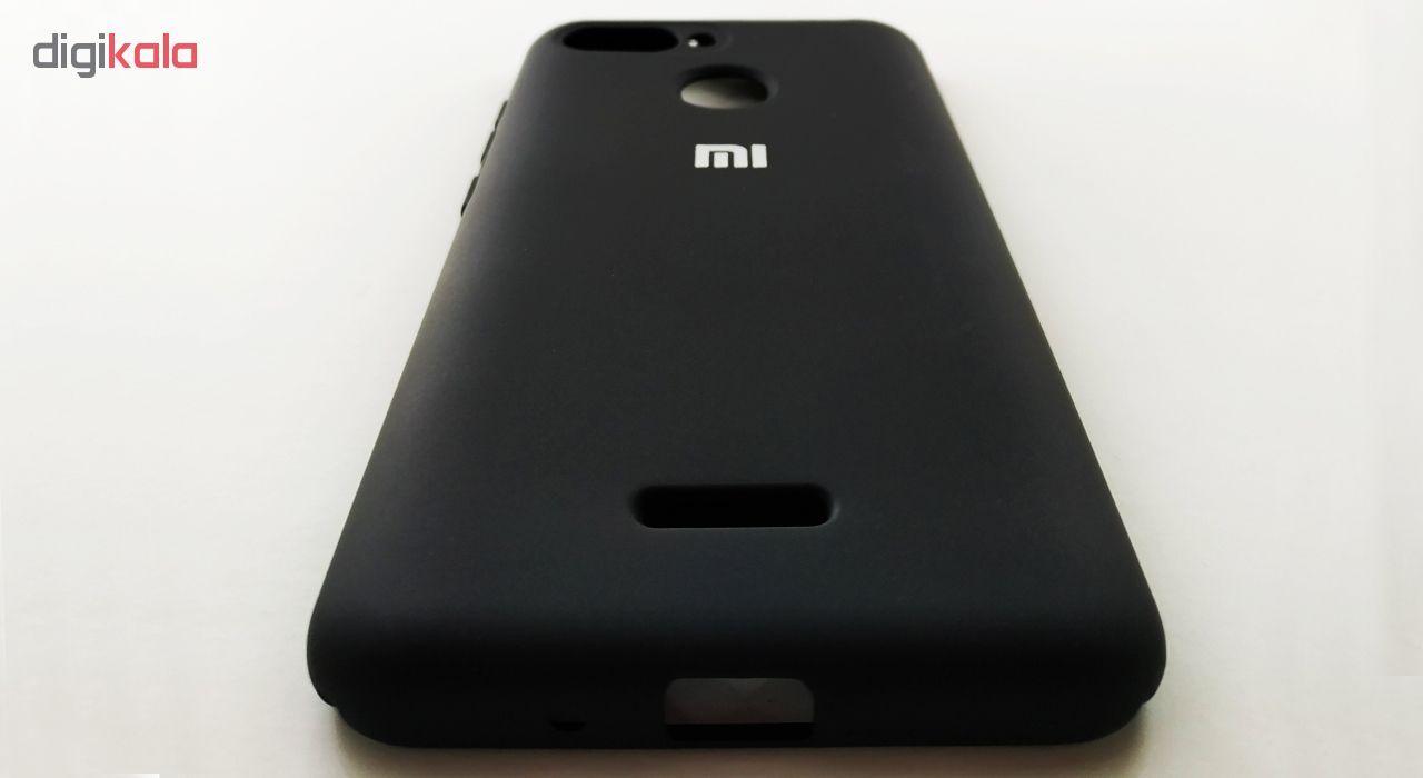 کاور ایت مدل SCN مناسب برای گوشی موبایل شیائومی Redmi 6A main 1 11