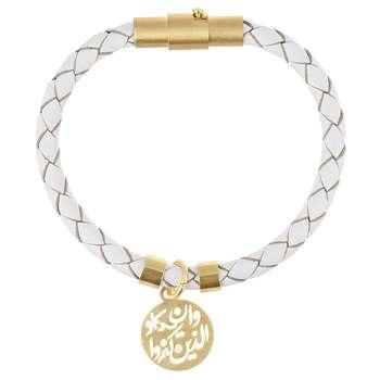 دستبند زنانه طرح وان یکاد کد A013