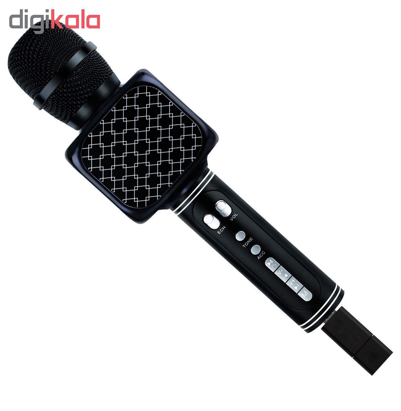 خرید اینترنتی میکروفون اسپیکر مدل YS-69 اورجینال