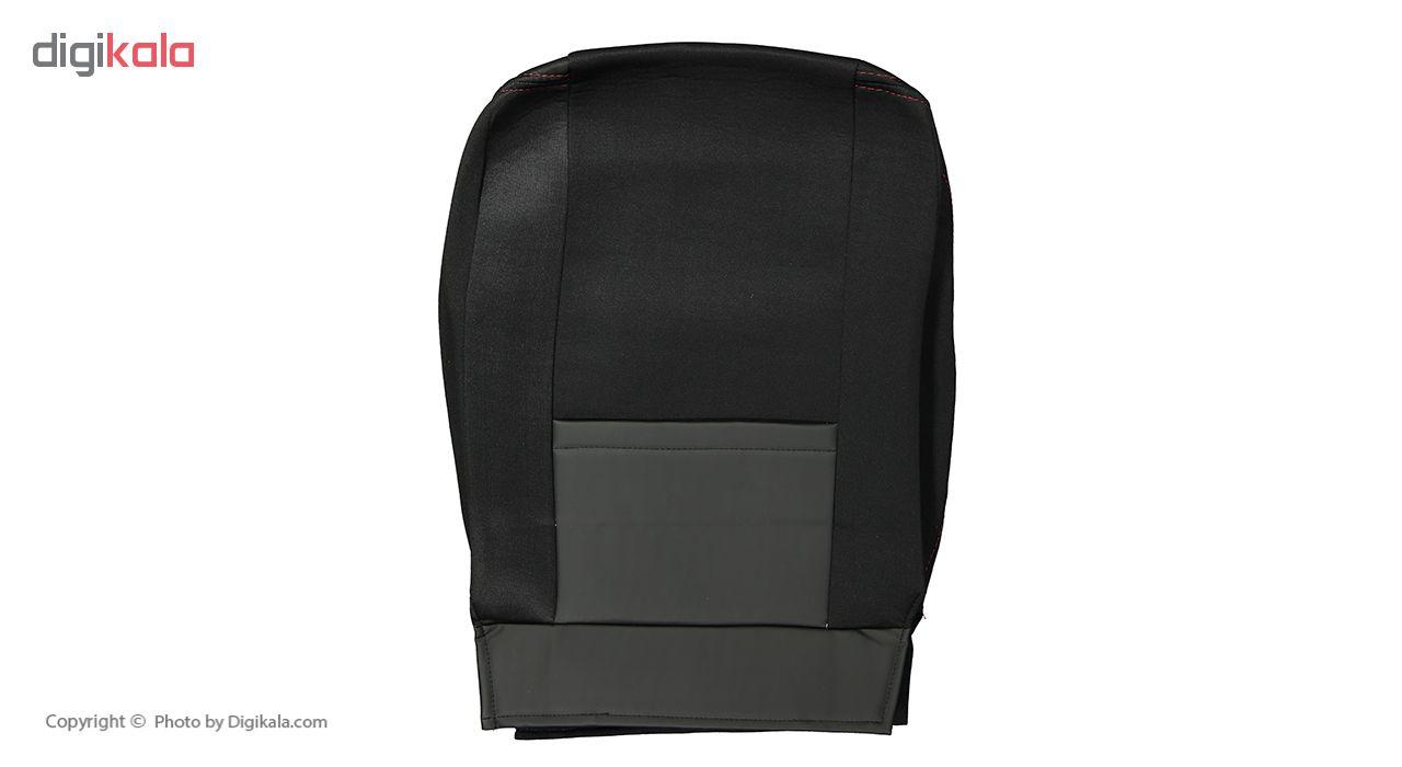 روکش صندلی خودرو کد FR2 مناسب برای پژو پارس