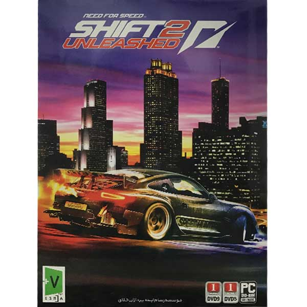 بازی Need For Speed Shift 2 Unleashed مخصوص PC