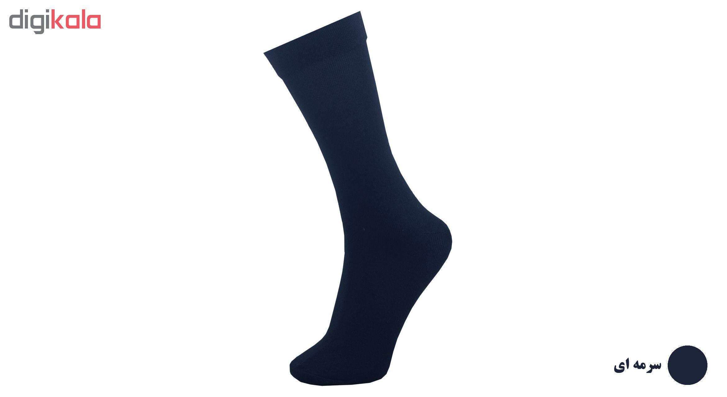جوراب مردانه فیرو کد FT265 بسته 3 عددی main 1 1