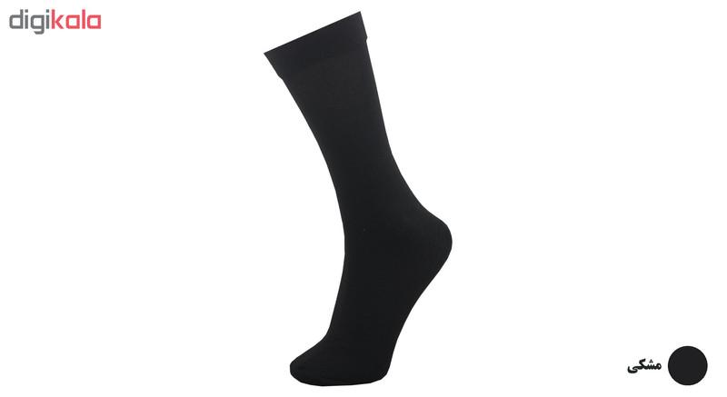 جوراب مردانه فیرو کد FT266 مجموعه 3 عددی