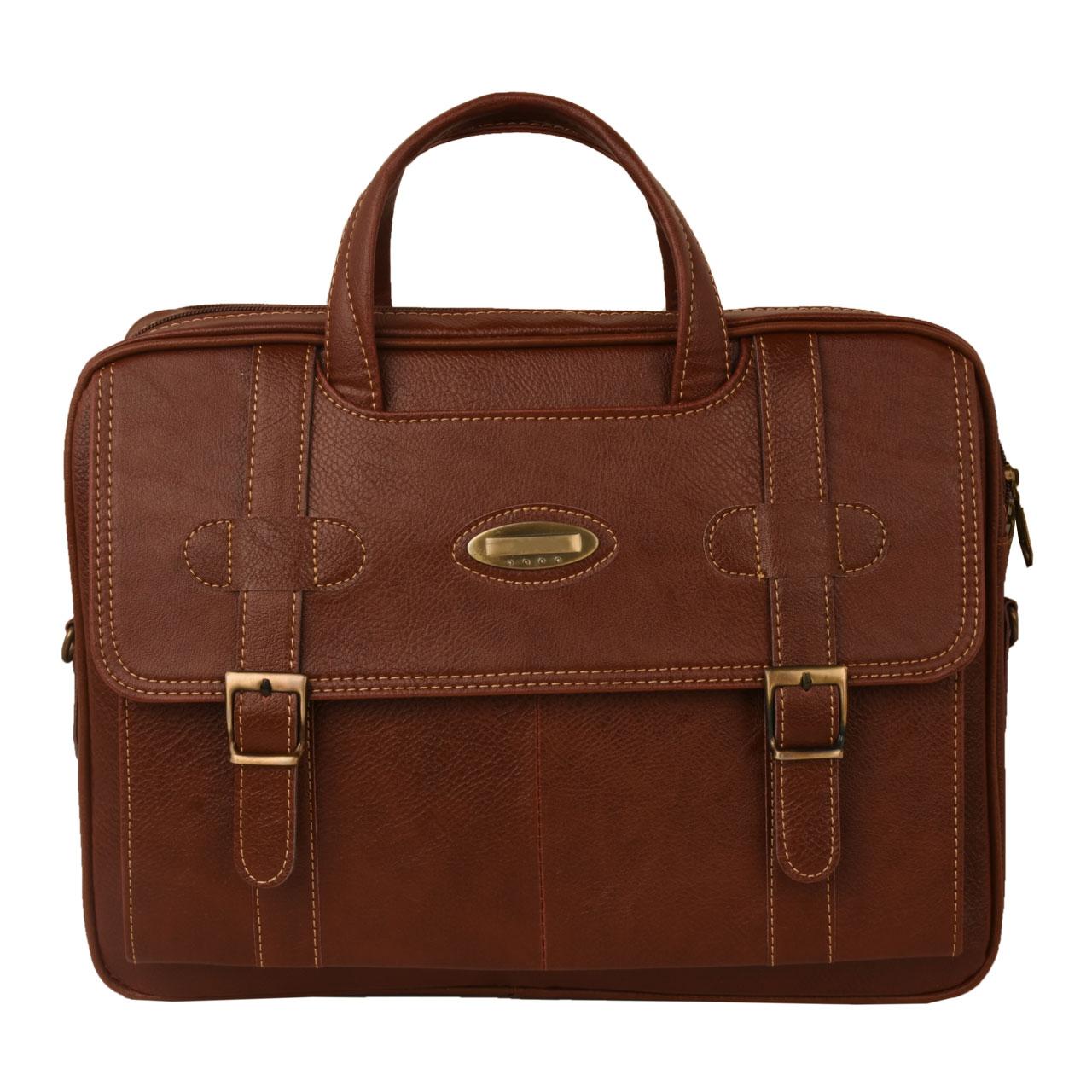 کیف اداری مردانه  کد P251-7