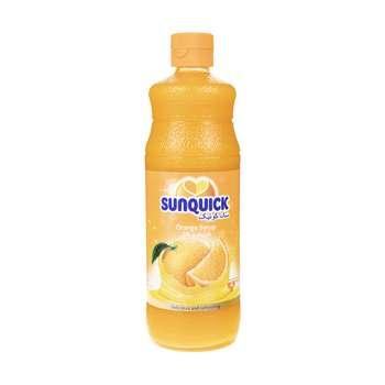 شربت پرتقال سان کوئیک حجم 840 میلی لیتر