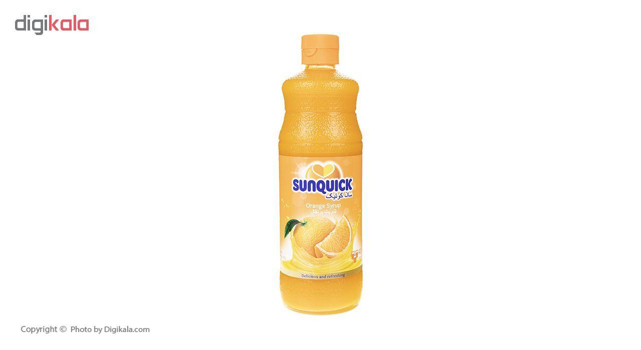 شربت پرتقال سان کوئیک حجم 840 میلی لیتر main 1 2