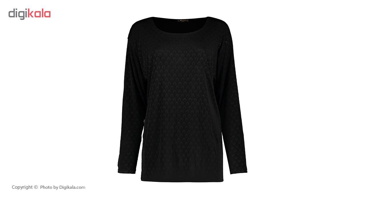 تی شرت زنانه جام تین کد  3255