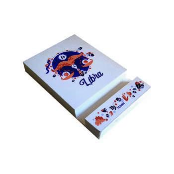 پایه نگهدارنده گوشی موبایل تیج سان طرح ماه تولد مهر مدل A7
