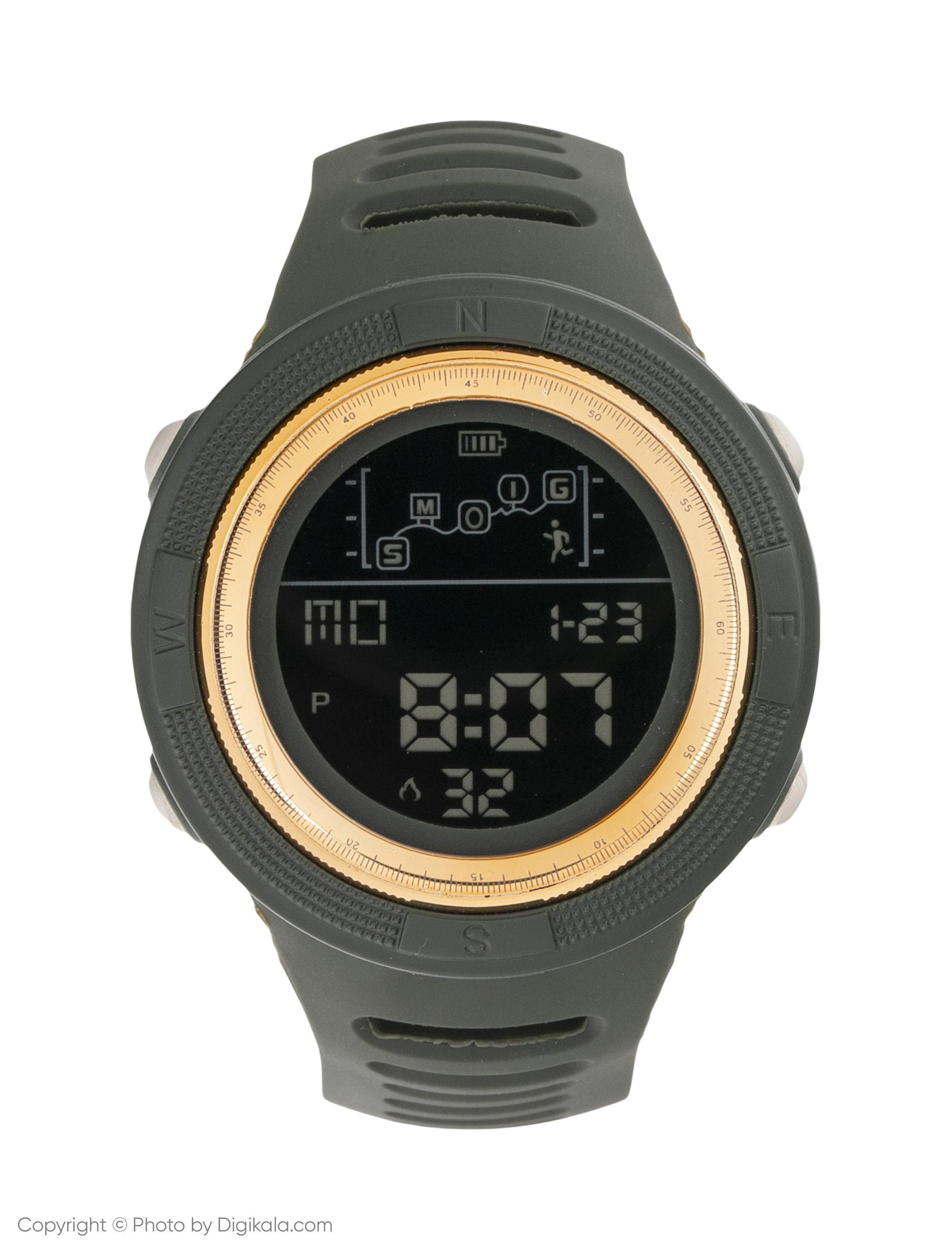 خرید اینترنتی                     ساعت مچی دیجیتال مردانه کاین مدل 1903101-58