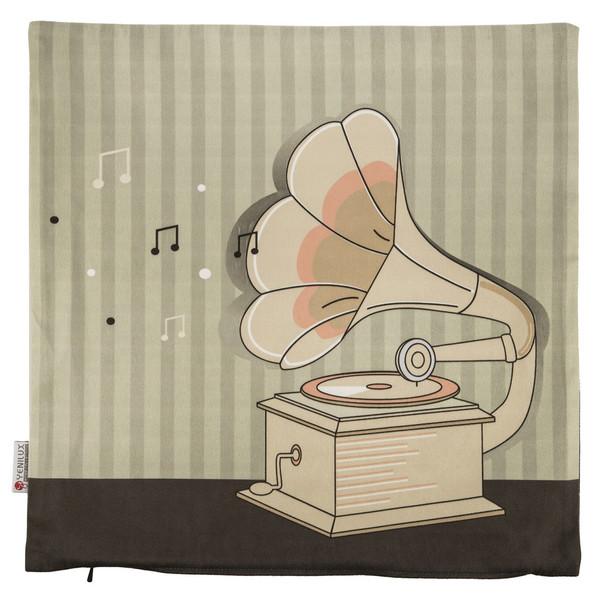 کاور کوسن ینیلوکس مدل Phonograph