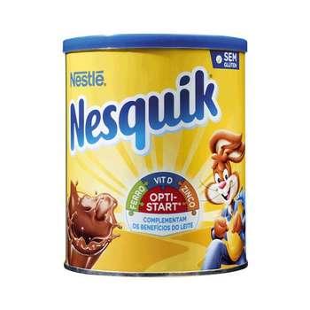 پودر شکلات نسکوئیک نستله مدل opti-start مقدار 400 گرم