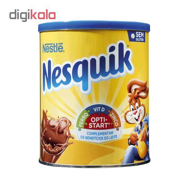 پودر شکلات نسکوئیک نستله مدل opti-start مقدار 400 گرم main 1 1
