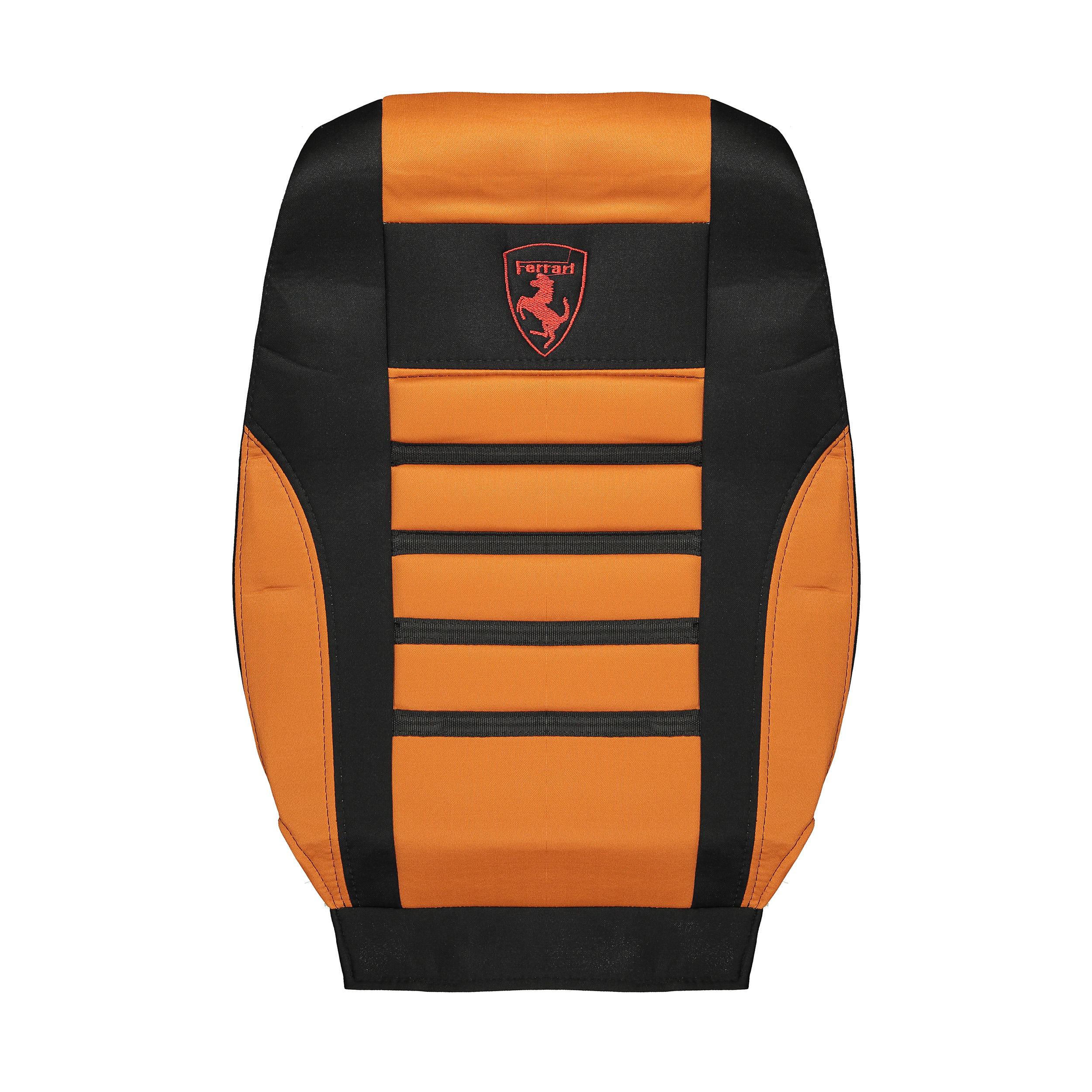 روکش صندلی خودرو کد FR1 مناسب برای پژو 206