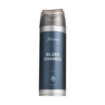اسپری خوشبو کننده بدن مردانه کلینوس مدل Bluee Chaneil حجم 150 میلی لیتر
