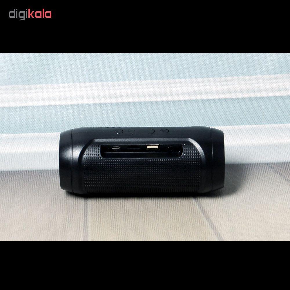 اسپیکر پلوتوثی قابل حمل  charge 1 Plus کد 12313
